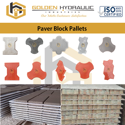 Paver Block Pallets