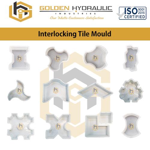 Interlocking Tile Moulds