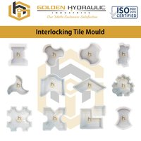 Interlocking Tile Moulds