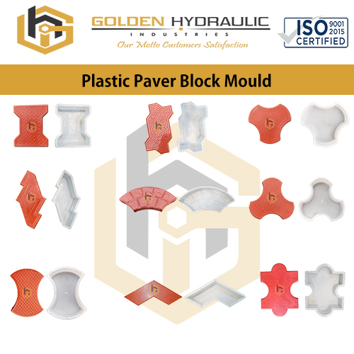 Plastic Paver Block Mould