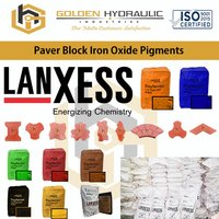 Paver Block Iron Oxide Pigments