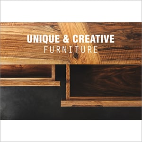 Industrial Wooden Furniture