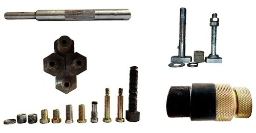 Customized Nuts and Bolts