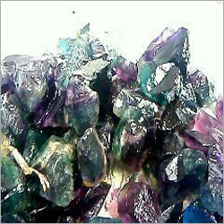 Multi Fluorite Rough Stone