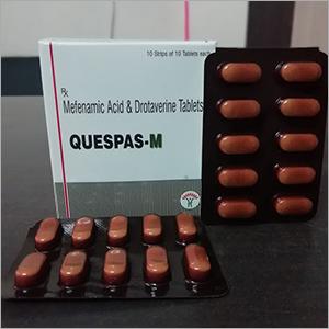 Mefenamic Acid & Drotaverine Tablets 250 mg