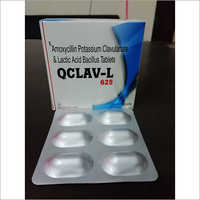 Amoxycillin Clavulanate Lactic Acid Tablets
