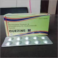 Montelukast Sodium & Levocetrizine Tablets