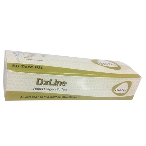 DxLine Malaria PF PV Ag Test kit