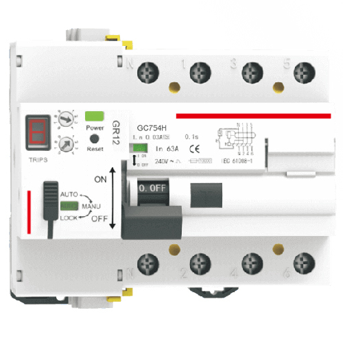 Automatic Recloser Circuit Breaker