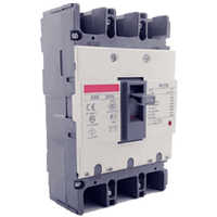 Electrical Mccb Molded Case Circuit Breaker
