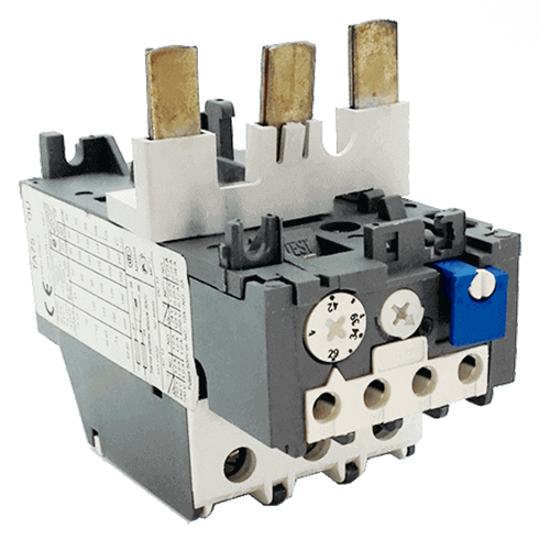 Low Voltage Power Electric Motor Starter Relay
