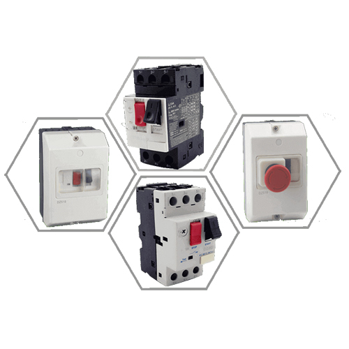 GV2-ME Motor Protection Circuit Breaker MPCB