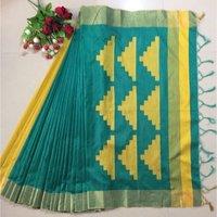 Raw Silk fancy saree