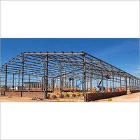 Erection of Steel Structure