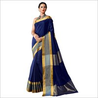 Silky Cotton Saree