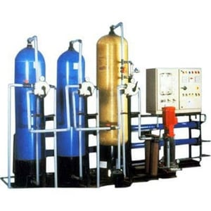 Demineralizers Plant