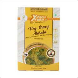 Ready to Eat Jain Veg Gravy Masala