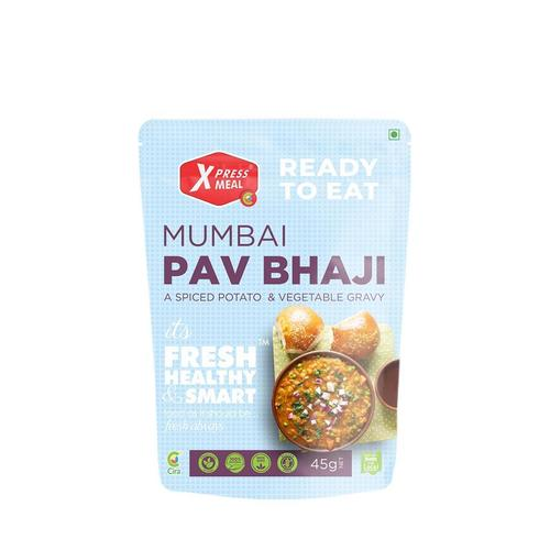 Ready to Eat Pav Bhaji