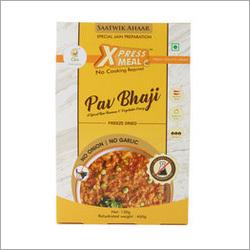 Ready to Eat Jain Pav Bhaji
