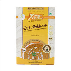 Freeze Dried Dal Makhani
