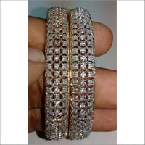Fancy Diamond Bangles
