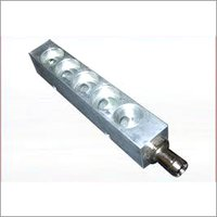 CNG Fuel Injector Rail