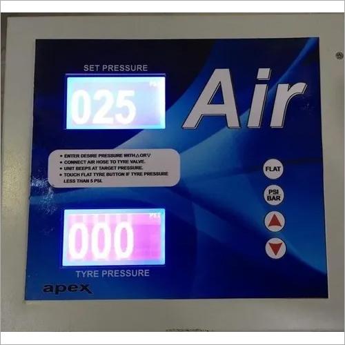 Apex Digital tyre inflator