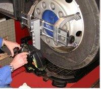 Actia Muller Wireless Truck Wheel Aligner