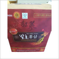 Fermented Red Ginseng Drink