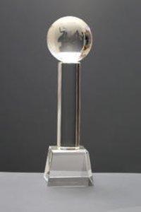 Globe Crystal Award