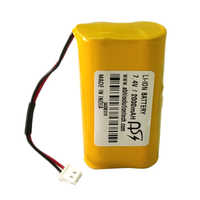 7.4V 2000 MAH POS Battery