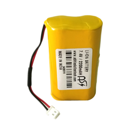 7.4V 2200 MAH POS Battery