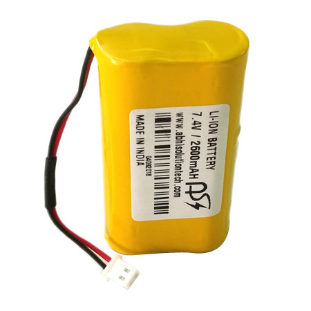 7.4V 2600 MAH POS Battery