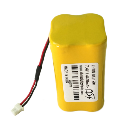 7.4V 4400 MAH POS Battery