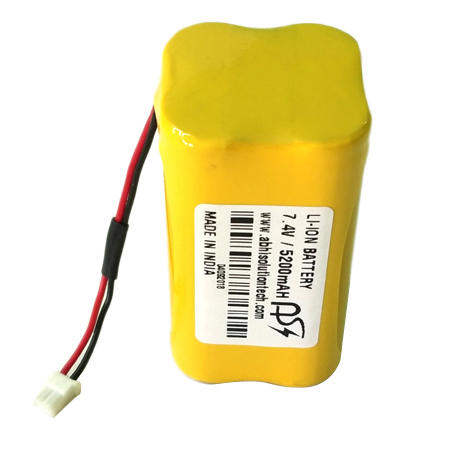 7.4V 5200 MAH POS Battery