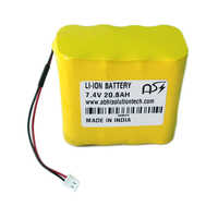 7.4V 20.8AH POS Battery