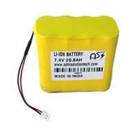 7.4V 20.8AH POS Battery