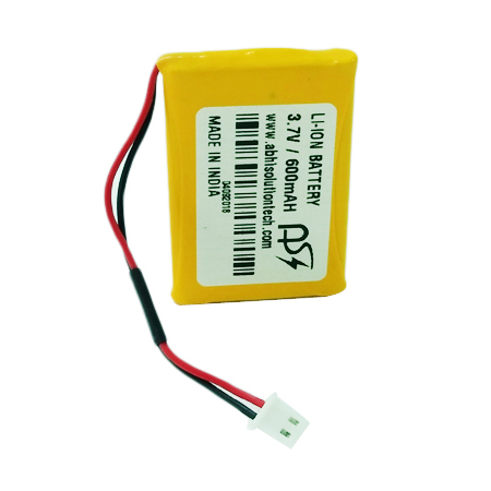 3.7V 600MAH GPS Battery