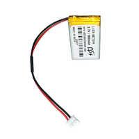 3.7V 600MAH GPS Battery