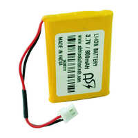 3.7V 800 MAH L GPS Battery