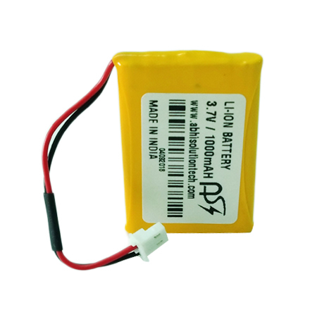 3.7V 1000 MAH GPS Battery