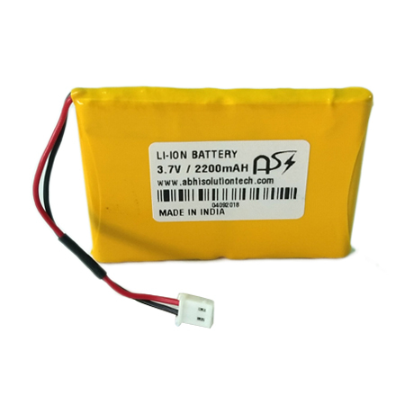 3.7V 2200MAH GPS Battery