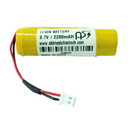 3.7V 2200 MAH GPS Battery