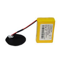 3.7V 2500 MAH GPS Battery