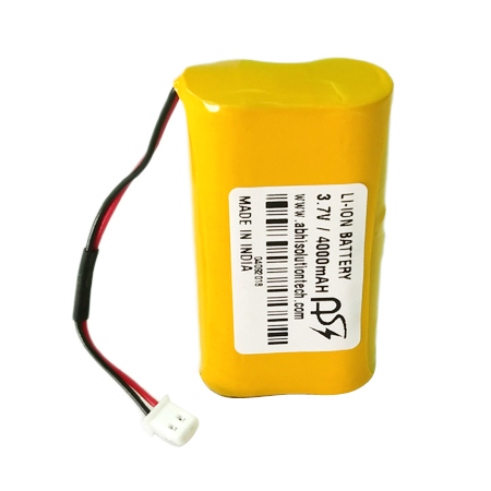 3.7V 4000 MAH GPS Battery