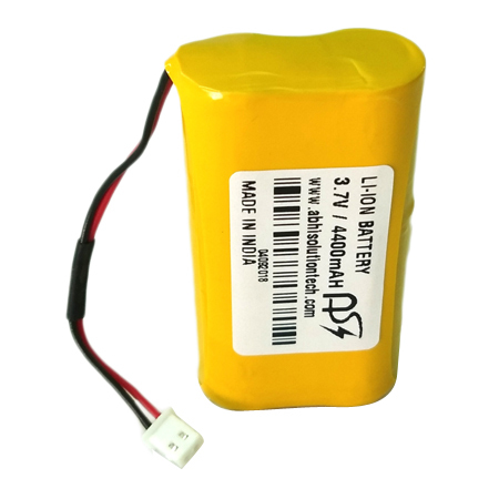 3.7V 4400 MAH GPS Battery
