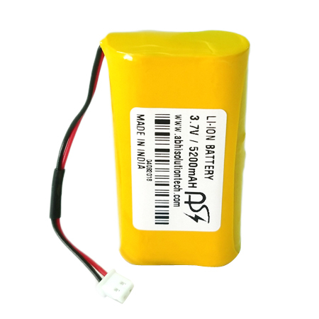 3.7V 5200 MAH GPS Battery
