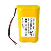 3.7V 5200 MAH GPS Battery