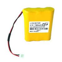 3.7V 7800 MAH GPS Battery