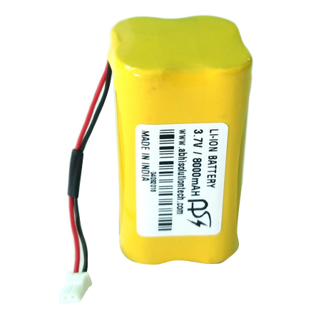 3.7V 8000 MAH GPS Battery